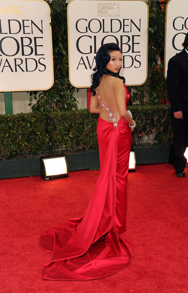 Jeannie Mai - 69th Annual Golden Globe Awards - Arrivals