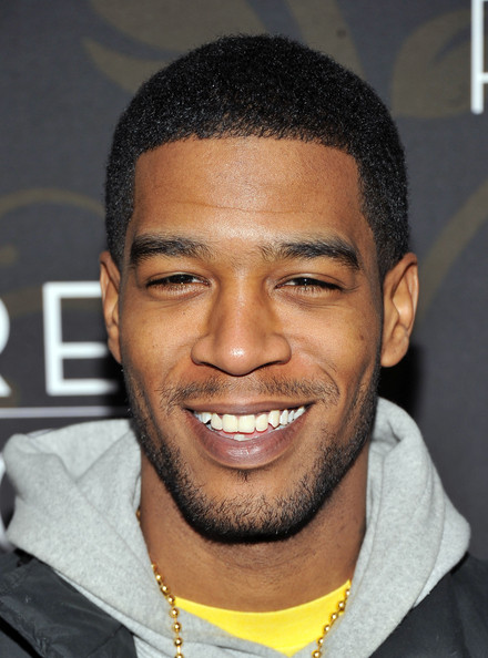 Photo Of Kid Cudi Curly Hairstyle