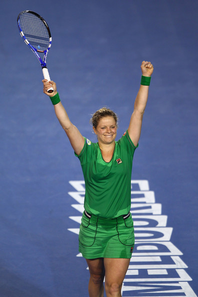 Kim Clijsters Captures Fourth Grand Slam Title With Win ...