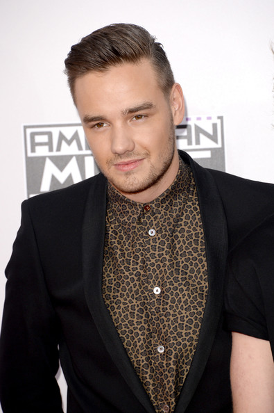 Liam Payne - 2014 American Music Awards - Arrivals