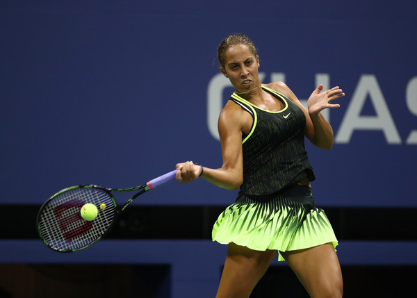 Madison Keys' inate firepower is one of the reasons she's been tabbed as the future of USA's tennis