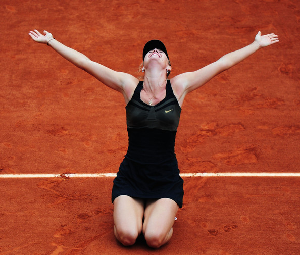 2012 Roland Garros Champion (click to enlarge)