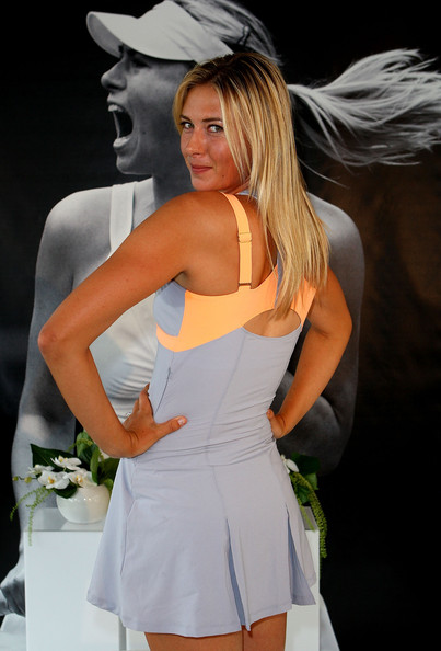 37708f2c6ff7 ... upcoming Australian Open. Sharapova is the top female athlete in world  in terms of sponsorship. Her deal with Nike is rumored to be in the 100  million ...