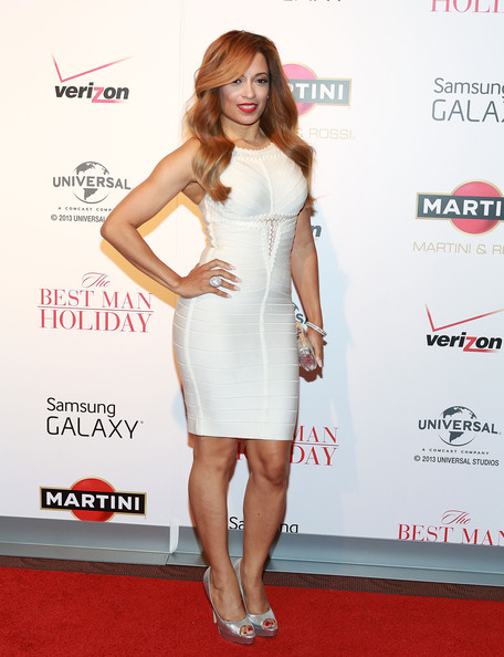 Melissa De Sousa - 'The Best Man Holiday' Screening in NYC