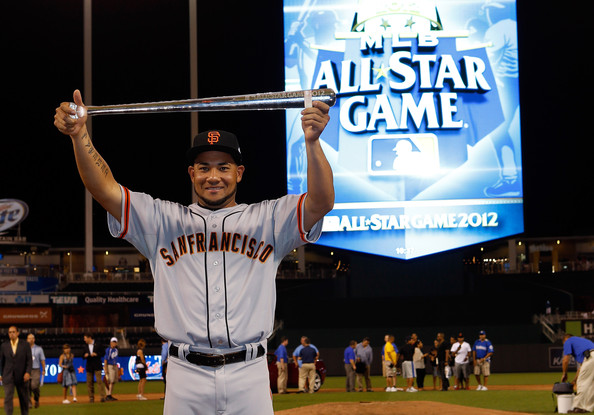 Melky Cabrera - 83rd MLB All-Star Game
