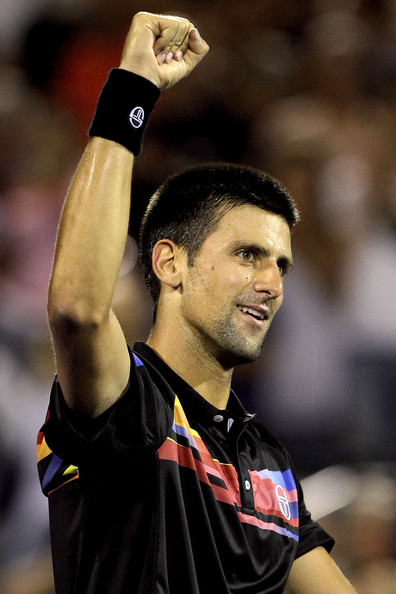 Novak Djokovic - Rogers Cup - Day 5