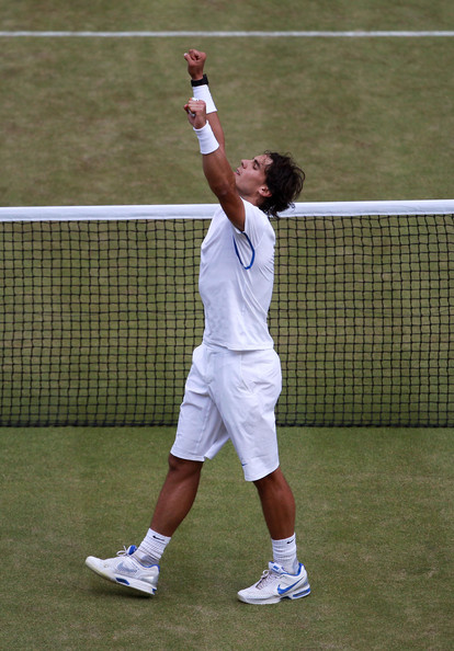 Rafael Nadal - The Championships - Wimbledon 2011: Day Eleven