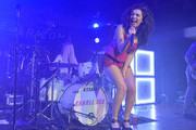 Singer Charli XCX performs onstage during the Rolling Stone LIVE Presented By Miller Lite at The Venue of Scottsdale on January 31, 2015 in Scottsdale, Arizona.