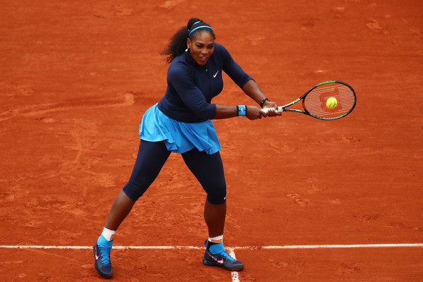 Image result for serena williams french open 2016 zimbio