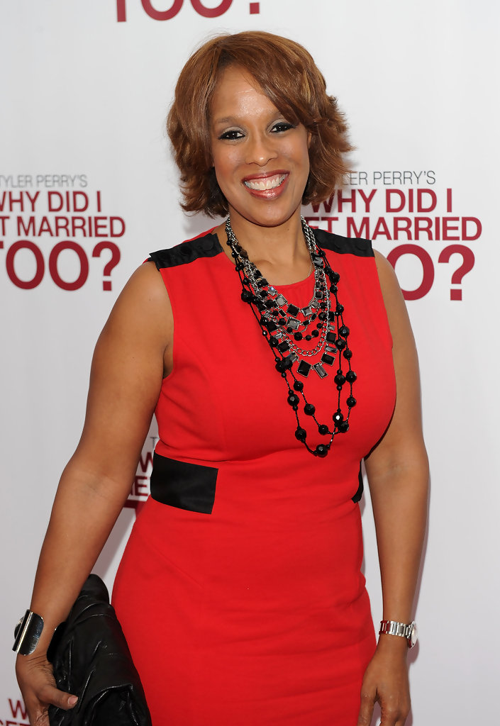 Gayle King Photos Photos Special Screening Of Why Did I