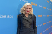 """Singer Gwen Stefani arrives on the red carpet for the premiere of TWC-Dimension's """"Paddington"""" at TCL Chinese Theatre IMAX on January 10, 2015 in Hollywood, California."""