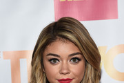 Actress Sarah Hyland attends 'TrevorLIVE LA' Honoring Robert Greenblatt, Yahoo and Skylar Kergil for The Trevor Project at Hollywood Palladium on December 7, 2014 in Los Angeles, California.