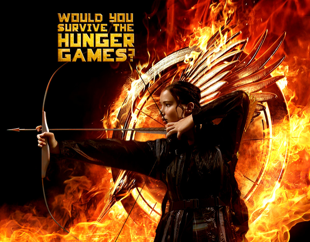 Would You Survive the Hunger Games    Quiz   Zimbio Would You Survive the Hunger Games