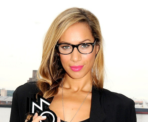 Leona Lewis in Glasses