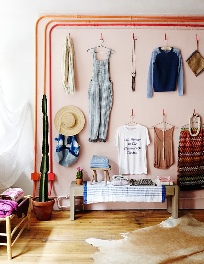 Ideas Futuristic Ceiling Fashion Boutique Layout Can Be Decor With Iron Shelves Applied On The