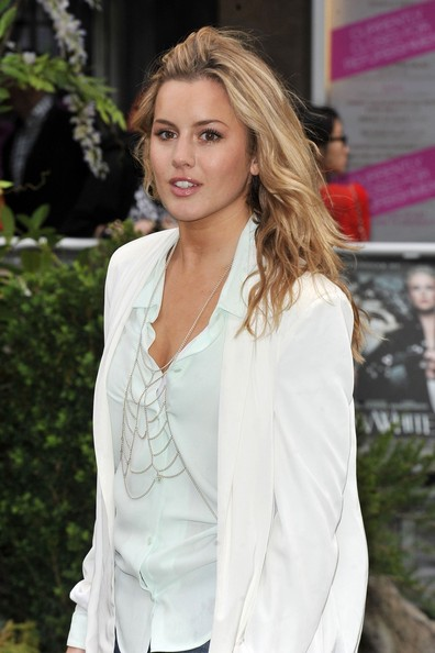 "Caggie Dunlop Caggie Dunlop at the World Premiere of ""Snow White and the Huntsman"" held at the Empire Cinema in London."