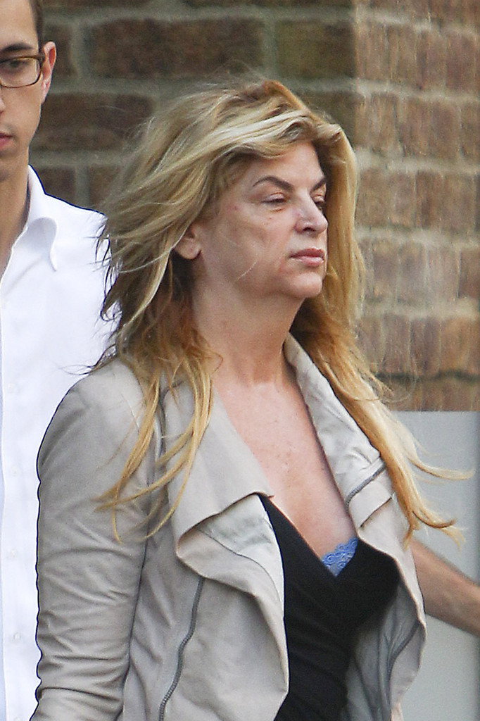 Kirstie Alley Photos Photos Kirstie Alley At ABC Studios