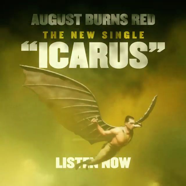 DOWNLOAD MP3: August Burns Red - Icarus