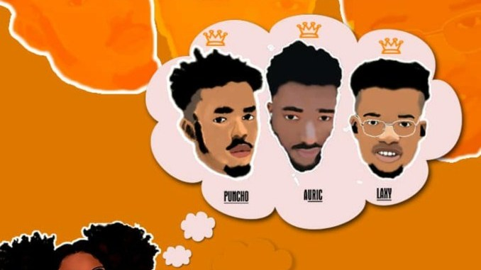 DOWNLOAD MP3: Auric – Be Mine Ft. Puncho & Laxy