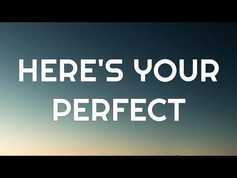 DOWNLOAD MP3: Jamie Miller - Here's Your Perfect