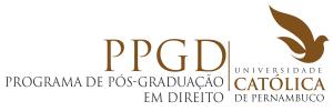 Programa de Pós-graduação em Direito Logo