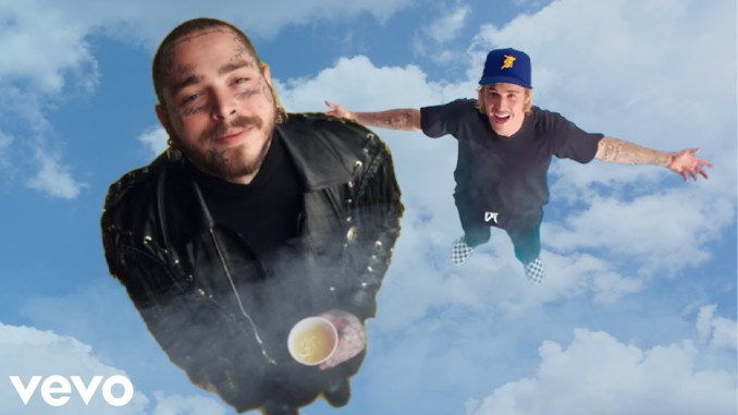 Post Malone, Justin Bieber - In The Sky MP3 DOWNLOAD