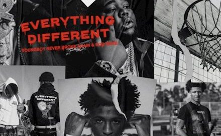 Culture Jam, YoungBoy Never Broke Again & Rod Wave - Everything Different mp3 download