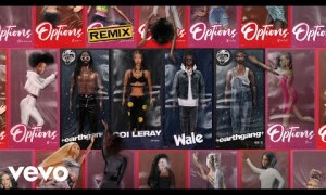 EARTHGANG, Wale, Coi Leray - Options Remix mp3 download