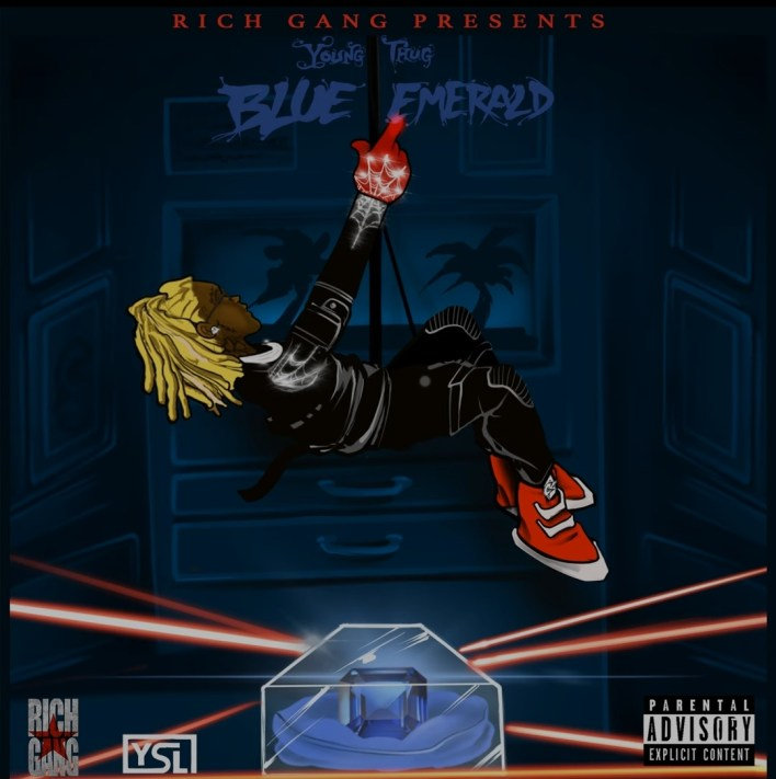 Young Thug - Blue Emerald