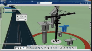 """Running simulations in """"Civil Design"""" from Dassault Systèmes"""