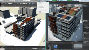 The Stingray engine features a live link ability with the latest version of 3ds Max, which makes it possible to have changes made in 3ds Max happen immediately in the Stingray engine