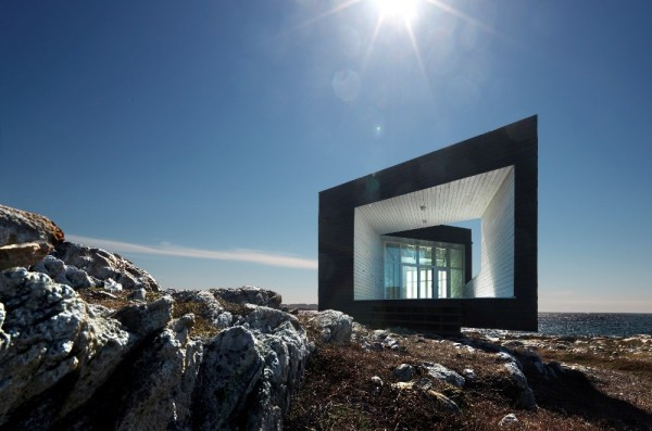 The Long Studio in Fogo Islands