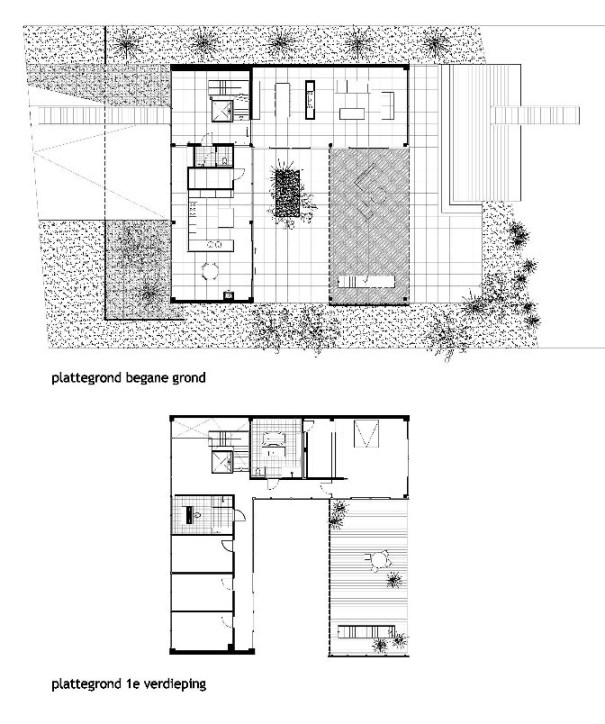 Steel Study House Plan