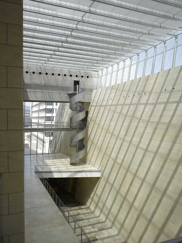 Haifa Courthouse by Chutin Architects