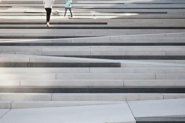 Aachenmünchener Headquarters Stairs