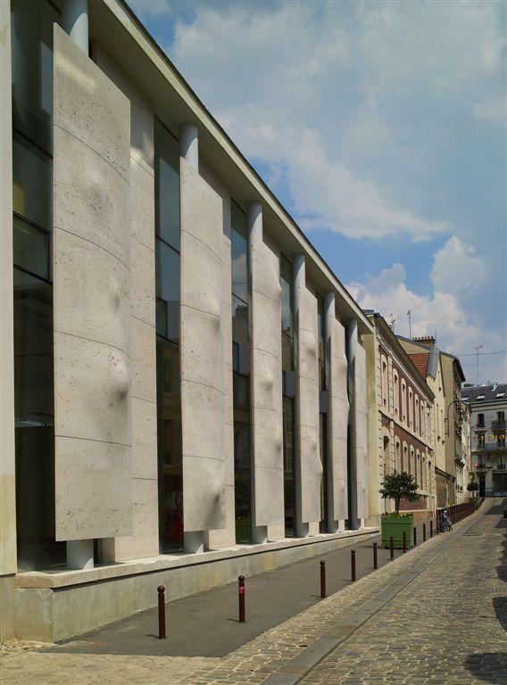 l\'Ecole des Beaux Arts de Versailles Complements Historic