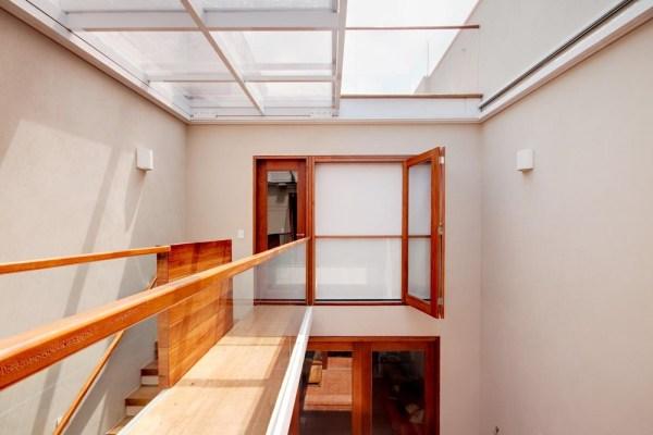 Catwalk - 2nd floor view