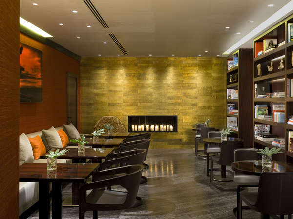 Istanbul Edition Hotel Spa in Istanbul, Turkey by HBA/Hirsch