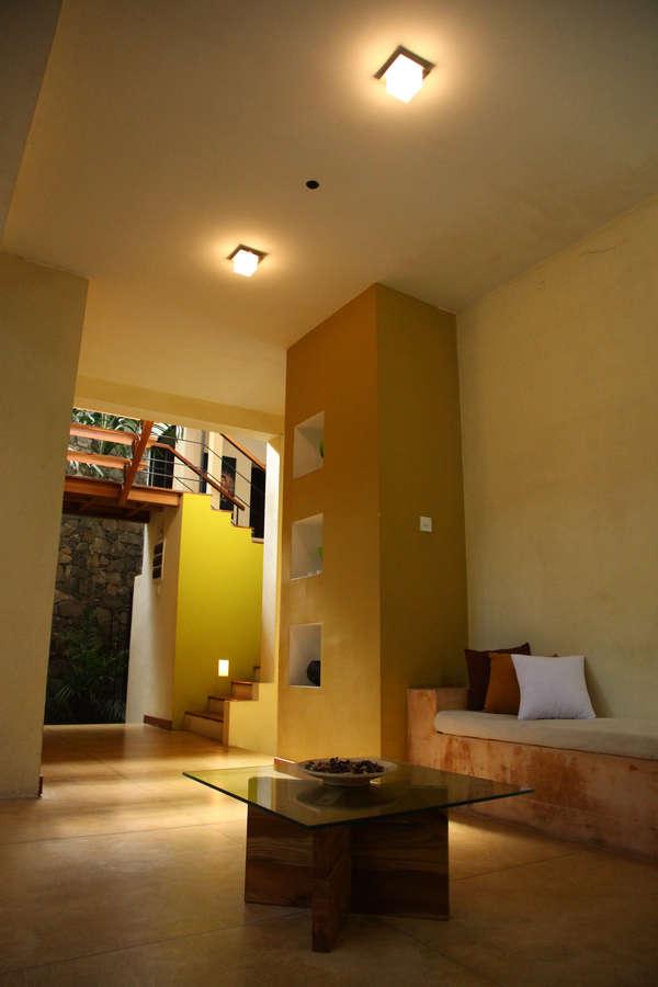 Wall Lamp Design In Sri Lanka : Madura House at Kiribathgoda in Sri Lanka by Damith Premathilake