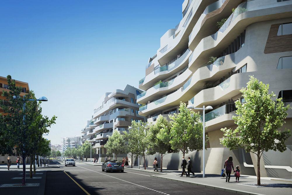 Citylife milano in milan italy by zaha hadid architects for Zaha hadid city life