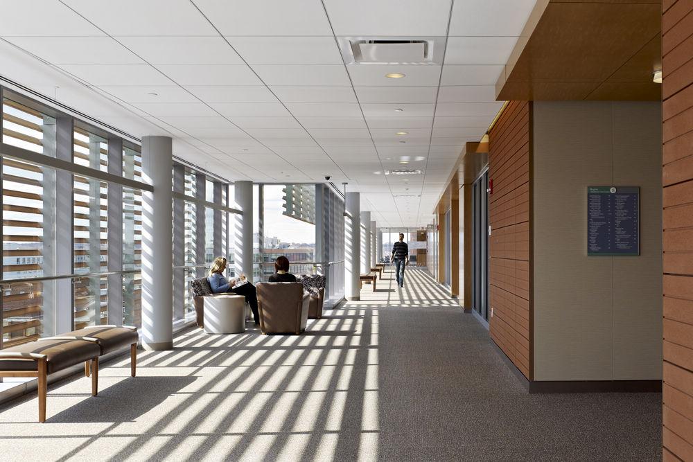 Boston Medical Center In Massachusetts By TsoiKobus