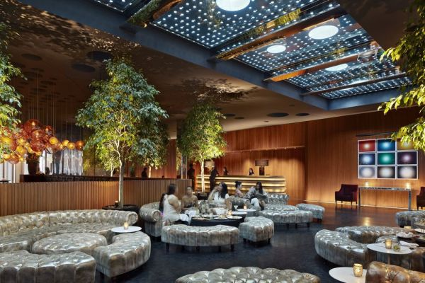 Dream Downtown Hotel In New York City By Handel Architects