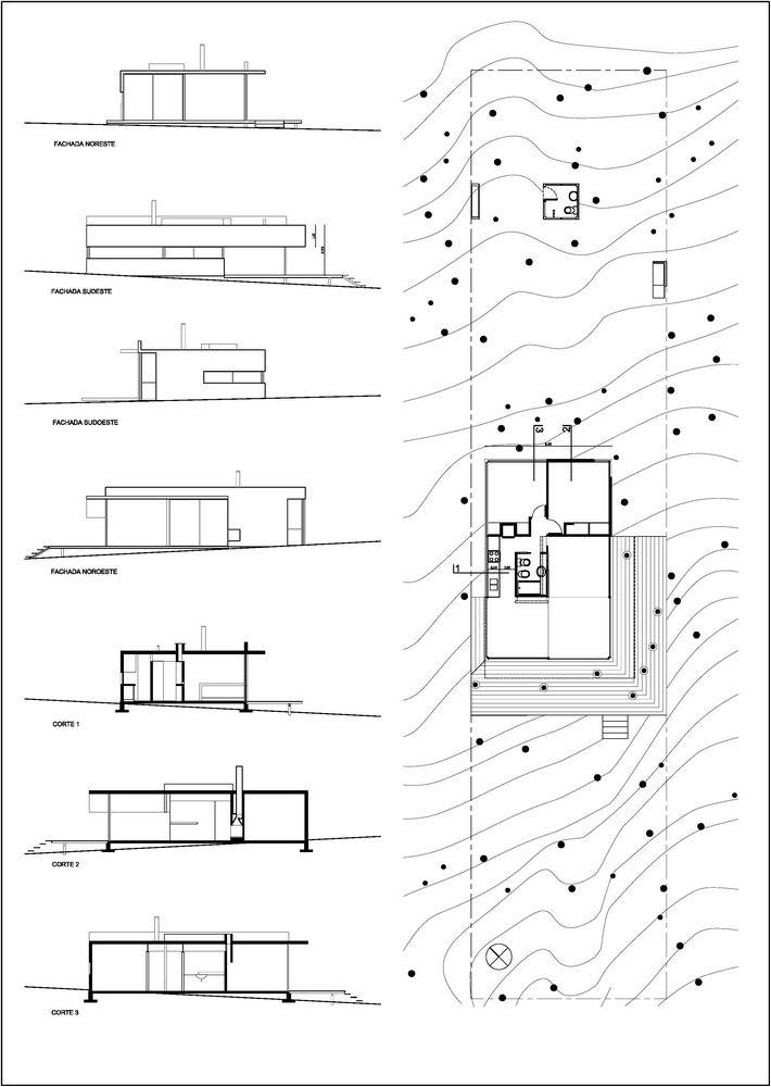 Casa de hormigon in buenos aires argentina by bak arquitectos - Casa de hormigon ...