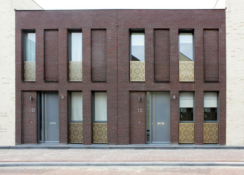 Zeeuws Housing in Goes, The Netherlands by Pasel Kuenzel