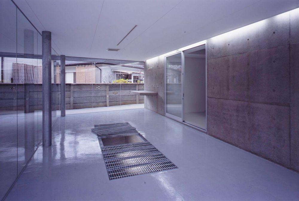 Archshowcase House In Sakado Japan By Level Architects