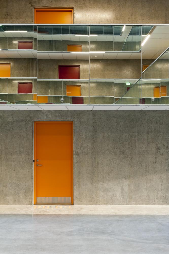 ArchShowcase - Grundfos Dormitory in Aarhus, DK by CEBRA