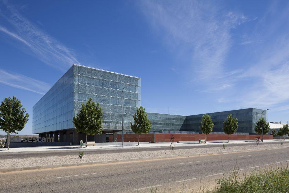 SESCAM In Toledo, Spain By FPC+BGT Estudio De Arquitectura