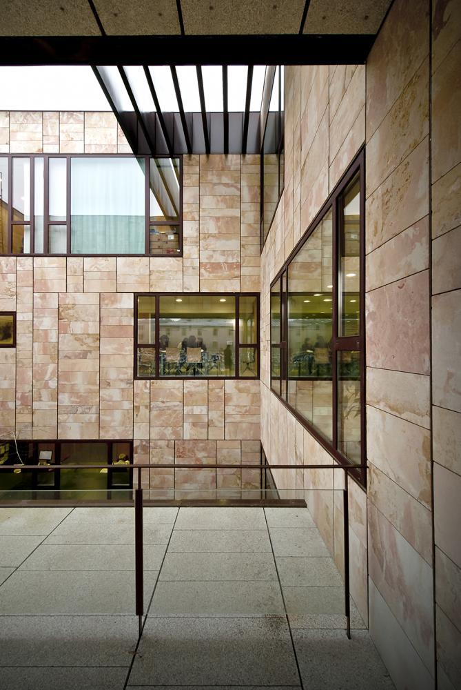 Aeccafe county council in zamora spain by g f arquitectos - Arquitectos en zamora ...
