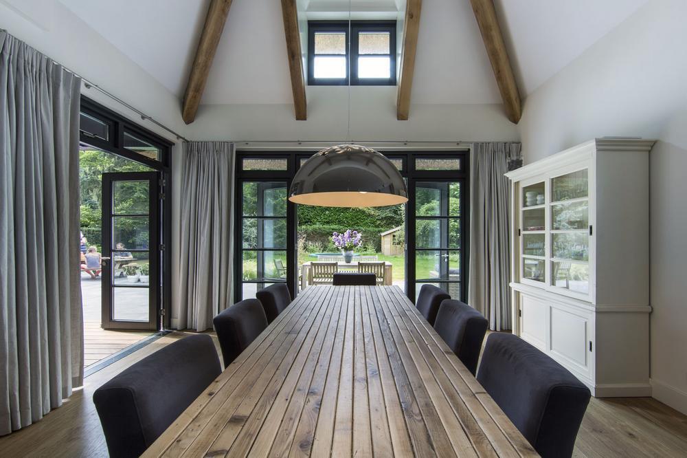 Villa in naarden the netherlands by denoldervleugels architects