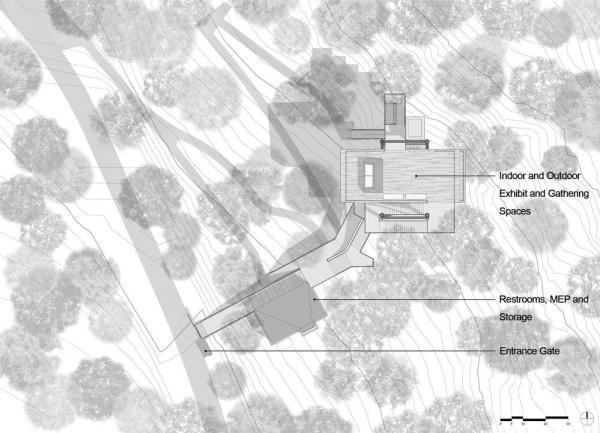 Site Plan , Image Courtesy © Mithun
